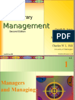 Chpt01 Principles of management