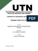 TP Nº3 - Guillermo Flores