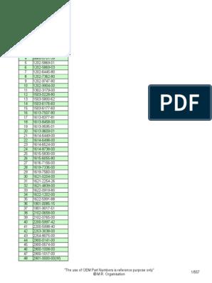 96000231 Separator Compressor Kit to fit HPC