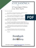 o Que é Radionics Programa Brasil