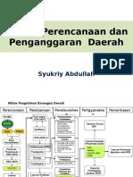 PECAPP Proses Perencanaan Dan Penganggaran Daerah (1)