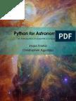 Python for Astronomers (Pasha-Agostino)