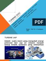 TURBINE DISC.pptx