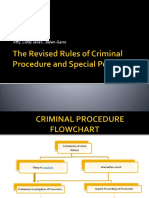 The Revised Rules of Criminal Procedure and Special