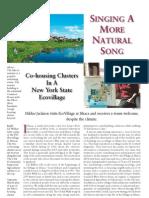 Singing a more natural song