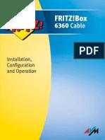 Fritzbox-6360-Cable Man en GB