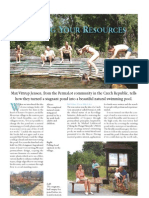 Pooling your resources
