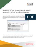 AdapT ProTreat Guidelines