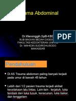 Abdominal Trauma (Recovered)