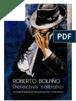 Bolano, Roberto - Detectivii Salbatici (v1.0)
