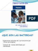 antibioticos pediatria