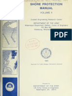 Shore Protection Manual- Vol-II - US Army- 1984