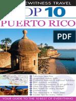 Top 10 Puerto Rico (DK Eyewitness Travel Guides) (Dorling Kindersley 2011)