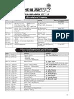 Orientation Programme 2017
