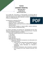 MENSAJE No 4 - Revitalizacion Del Jr Pizarro - 29MAY2017