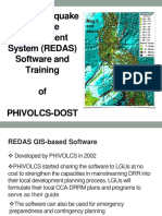 Rapid Earthquake Damage Assessment System (REDAS) Software