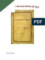 Mallorca i Els Seus Llibres de Text