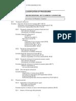 List Procedur ICD-9CM