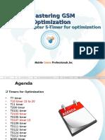 Chapter 4-Timer for Optimization GSM