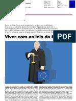 Artigo de Sara Estima Martins