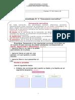 Guía de Lenguaje y Comunicación 4