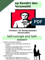 Bab 7 - Konsep Kendiri Dan Personaliti