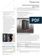 Didactum Access Sensor