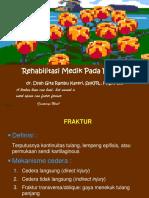 Rehab Medik Pada Fraktur