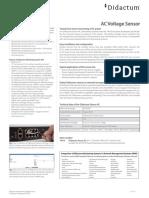 Didactum AC Voltage Monitor