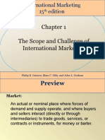 Student International Marketing 15th Edition Chapter 1
