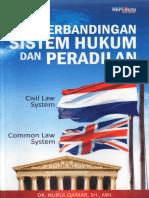 Buku Perbandingan Sistem Hukum Dan Peradilan 2010