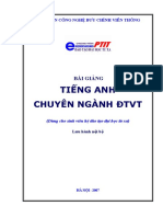 English for Telecoms -VN