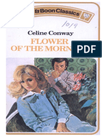 Conway, Celine - Flower of the Morning (0263717860)