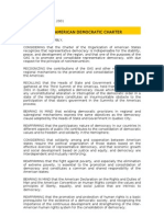 Inter-American Democratic Charter