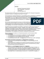 VacatureomschrijvingCommunicatieadviseurFunctioneleCommunicatie-basisprofiel