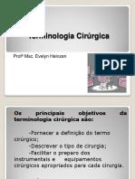 2 - Terminologia Cirurgica (Introdução à Enfermagem Cirugica)evely.pdf