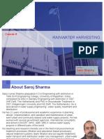 RainwaterHarvesting Sharma