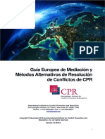 2015-12-01 CPR EAB Mediation Guide Spanish