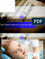Daniel Wank DDS | 10 tips for tooth protection for Your Family