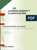 Clasificacion de Las Rocas Voladura