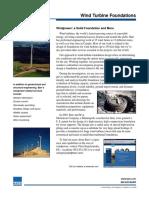 2-Wind Turbine Foundations