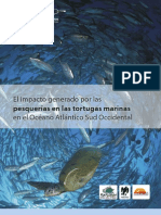 Pesquerías y Tortugas Versión Español