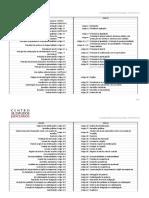 Tabela Correspondencia CPA 91 CPA 15
