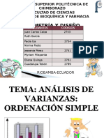 Exposicion Variables de Varianzas de Orden Simple 1