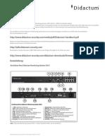 Schnelleinstieg Didactum Monitoring System 500 II