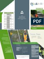 Brochure Diplomado Monitoreo Ambiental