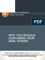 Deal Stages Pipelines Deck 2017