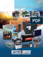 Battery Catalogue 2014