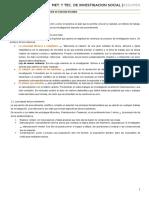 Resumen Metodos De Investigacion Social (1) - parcial 2.docx