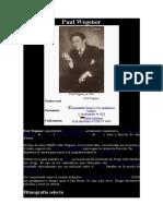 WEGENER, PAUL - Datos Bio. y Obra Fílmica